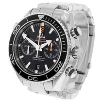 Omega Seamaster Planet Ocean Chronograph 232.30.46.51.01.003 2012 pre-owned