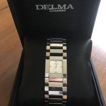 Delma Swiss made dameur, 467.254.1, 0376/1000