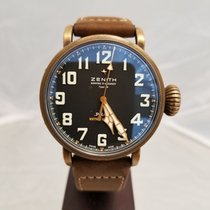 Zenith 29.2430.679/21.C753 Bronze Pilot Type 20 Extra Special 45mm pre-owned United States of America, Colorado, Denver