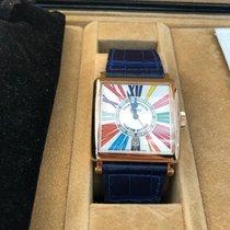 Franck Muller Color Dreams 60000h scdt colr pre-owned