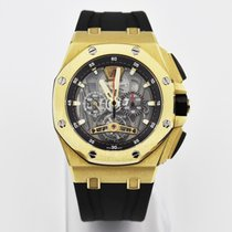 Audemars Piguet Royal Oak Offshore Tourbillon Chronograph 26407BA.OO.A002CA.01 2018 new