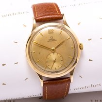 Omega 12308 Yellow gold 32mm