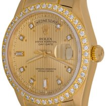 Rolex Day-Date 36 Yellow gold 35mm Champagne No numerals United States of America, Texas, Dallas