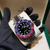 勞力士 GMT-Master II 新的 2020 自動發條 附正版包裝盒和原版文件的手錶
