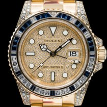 Rolex 116758SA Geelgoud GMT-Master II 40mm