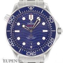 Omega 21030422003001 Stahl Seamaster Diver 300 M 42mm