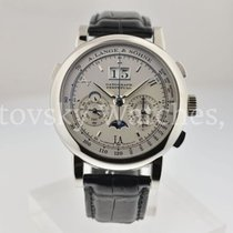 A. Lange & Söhne Platinum 41mm Manual winding 410.025 pre-owned United States of America, California, Beverly Hills