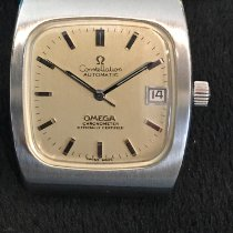 Omega Constellation (Submodel) pre-owned 33mm Steel