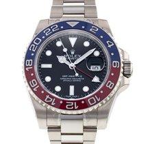 Rolex 116719 BLRO Weißgold GMT-Master II 40mm
