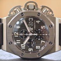 Audemars Piguet 25863TI.OO.A001CU.01 Titanium 2004 Royal Oak Offshore Chronograph 48mm pre-owned