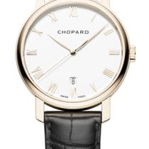 Chopard Rose gold Automatic White new Classic