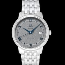 Omega De Ville Prestige Steel 39.5mm Grey United States of America, California, San Mateo