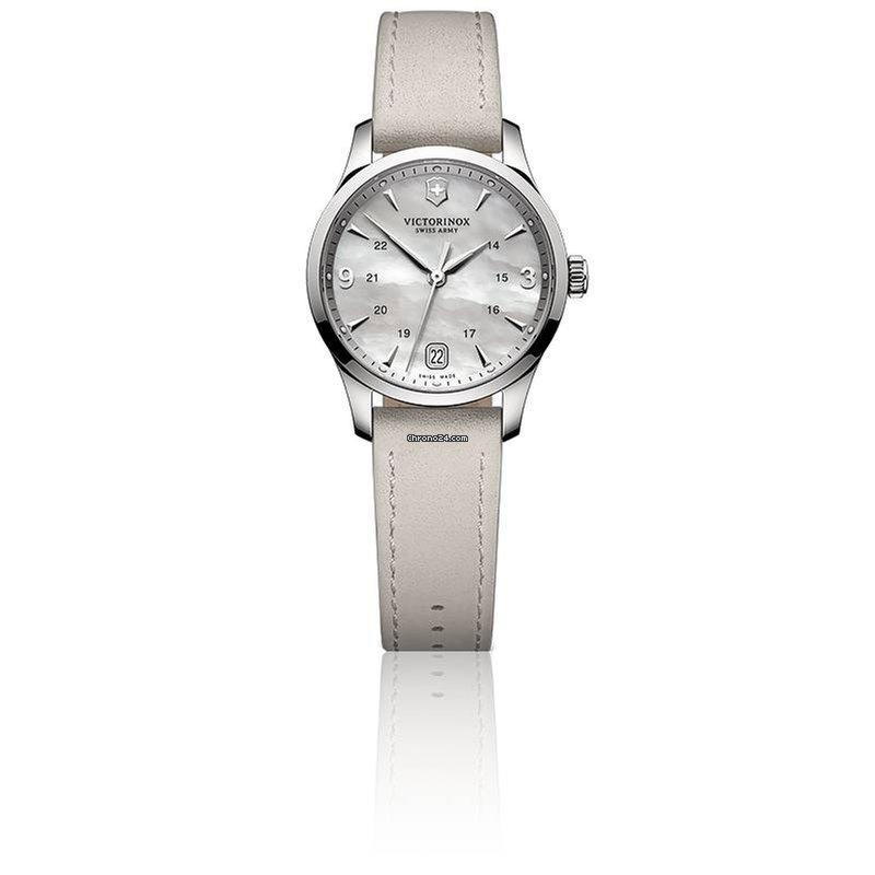 efc286db4 Ceny dámských hodinek Victorinox Swiss Army | Koupit a porovnat dámské  hodinky Victorinox Swiss Army na Chrono24