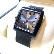 TAG Heuer Professional Golf Watch Steel 38mm Grey Roman numerals