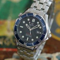 歐米茄 2221.80.00 鋼 2007 Seamaster Diver 300 M 41mm 二手
