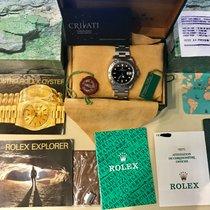 Rolex 16570 Acciaio 1997 Explorer II 40mm usato Italia, ROMA