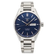 TAG Heuer Carrera Calibre 5 Steel 41mm Blue Australia, Melbourne
