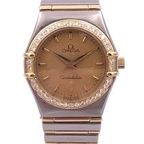 Omega Constellation Ladies Steel 25.5mm Gold United States of America, Florida, Boca Raton