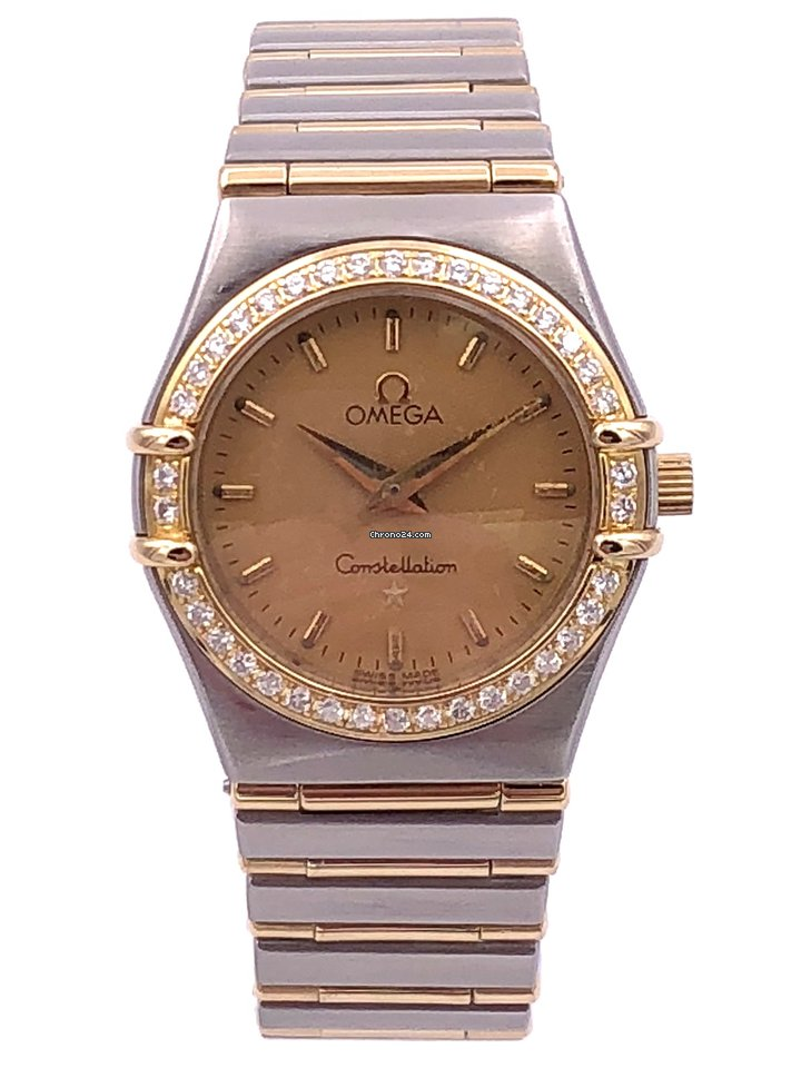 Omega Constellation Ladies 1277.10.00 2011 pre-owned