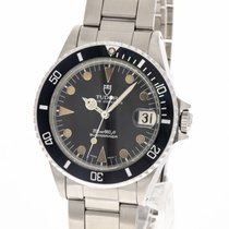 Tudor 75090 Steel 1993 Submariner 36mm pre-owned