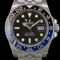 Rolex GMT-Master II Acél 40mm Fekete