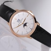 Girard Perregaux 1966 Rose gold 40mm White No numerals United States of America, New Jersey, Princeton