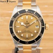 Tudor Black Bay S&G novo 2019 Automático Relógio com caixa e documentos originais M79733N-0008