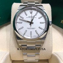 Rolex Oyster Perpetual 39 114300 2019 nuevo