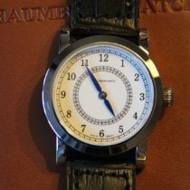 Schaumburg Acero 42mm Cuerda manual Ref. 85, No. 88  (SW 07 Base Manual Winding) nuevo