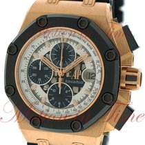 Audemars Piguet Royal Oak Offshore Chronograph Barichello 26078RO.OO.D001VS.01 nouveau