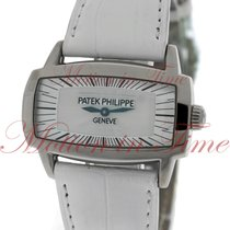 Patek Philippe Gondolo White gold 37.5mm Mother of pearl No numerals United States of America, New York, New York