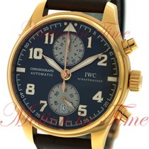 IWC Pilot's Double Chronograph 100th Anniversary of...