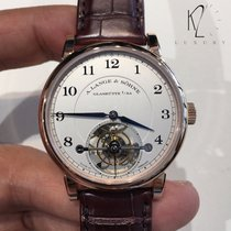A. Lange & Söhne Rose gold 40mm Manual winding 730.032 new