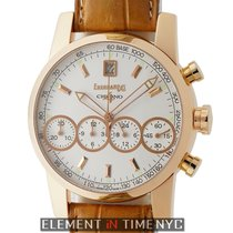 Eberhard & Co. Chrono 4 Rose gold 40mm Silver United States of America, New York, New York