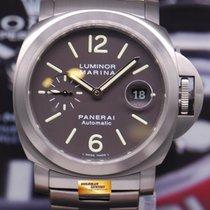 파네라이 (Panerai) Luminor Marina Titanium Pam 296 Automatic (mint)