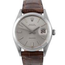 Ρολεξ (Rolex) Oysterdate  Steel with Silver Dial, 6694