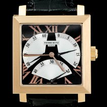 Pierre Kunz Or rose 37mm Remontage automatique PKB 002 STR occasion