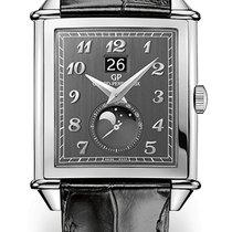 Girard Perregaux Vintage 1945 25882-11-221-BB6B Girard Perregaux Vintage Quadrante Argento nouveau