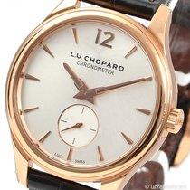 Chopard L.U.C. XPS 35mm Ref.121968 18kt Roségold Krokoband NEU...