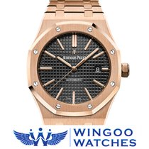 Audemars Piguet ROYAL OAK AUTOMATICO Ref. 15400OR.OO.1220OR.01