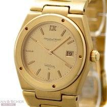 IWC Vintage Ingenieur SL Jumbo Ref-9232 18k Yellow Gold...