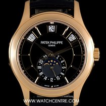 Patek Philippe 18k Rose Gold Annual Calendar 5205R-010