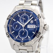 "TAG Heuer ""AquaRacer Chronograph"" Watch - Ref:..."