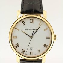 Chopard Classic Roodgoud 40mm Wit Romeins Nederland, The Netherlands
