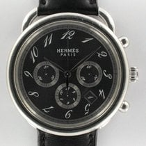Hermès Steel 43mm Automatic AR 4.910 pre-owned