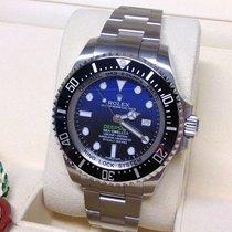 Rolex Deepsea Sea-Dweller D-Blue - Box & Papers 2015