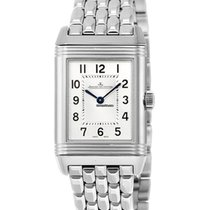 Jaeger-LeCoultre Reverso Classic Small Duetto Сталь 34mm Cеребро