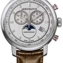 Aerowatch Renaissance Steel 42,00mm White