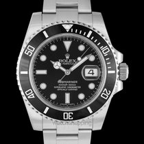 Rolex Submariner Date new Steel