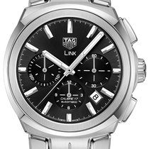 TAG Heuer Steel Link 41mm new United States of America, New York, Airmont